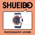 集英堂写真機【全國免運】日版 CASIO 卡西歐 G-SHOCK GA-400CS-7A JF 潮流 白藍橘