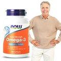 【健而婷 NOW 】Omega-3深海魚油