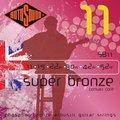 『立恩樂器』ROTOSOUND tru bronze SB11 民謠吉他弦 吉他弦