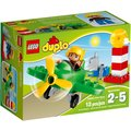 LEGO duplo 樂高得寶~DUPLO TOWN 樂高得寶幼兒系列~ Little Plane 小飛機 LEGO 10808(66500299)