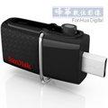 SanDisk Ultra Dual USB Drive 3.0 128GB USB 3.0 OTG 雙用隨身碟 (公司貨, SDDD2-128G ) 支援 Android 手機 / 平板電腦 免運費