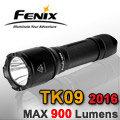 【詮國】Fenix 赤火 TK09 2016 高性能口袋戰術手電筒 / 最高達900流明 - TK09 2016