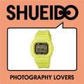 集英堂写真機【全國免運】CASIO 卡西歐 G-SHOCK GW-M5610MD-9 JF 太陽能電波錶 // 黃色 平輸 / 一年保固