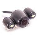 ☆ LT5 ☆ 分離式 行車記錄器專用 雙鏡頭 防水後鏡頭/倒車觸發 150度/LED補光 鏡像