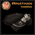 【NATHAN】【全方位運動戶外館】Trek(650ml)水壺腰包-黑色(4465NB)-預購