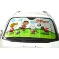 【卡漫屋】 Snoopy 汽車擋風玻璃 遮陽隔熱板 ㊣版 史努比 前窗遮陽板 RV休旅車 / 轎車 適用
