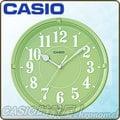 CASIO 卡西歐 掛鐘專賣店 IQ-62-3DF 簡約 時尚 圓形掛鐘 全新品 保固一年 開發票