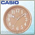 CASIO 卡西歐 掛鐘專賣店 IQ-62-5DF 簡約 時尚 圓形掛鐘 全新品 保固一年 開發票