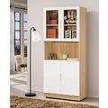 【台北家福】(FM376-3) 羅德尼6尺高書櫃家具