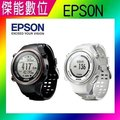 Epson Runsense SF-850【全新品】 運動手錶 路跑教練 GPS 心率偵測 疾風白 另J300B