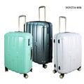 加賀皮件 台灣製造 NOVITA 雲彩拉絲紋 旅行箱/行李箱 26吋 多色任選 NVT858