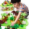 佳佳玩具 ----- 恐龍樂園 積木 大顆粒 積木 恐龍樂園 恐龍世界 樂高相容【CF127238】