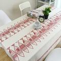 【預購】時尚日式簡約桌布餐桌布 茶几布書桌布電視櫃蓋巾 140*180cm