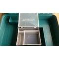 【易威工作坊】10,8v鋰電起子機專用盒 牧田makita TD090DWE外盒 工具盒 工具箱 箱子 附塑膠零件整理盒