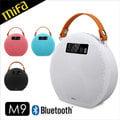 WalkBox代理【MiFa M9無線藍牙MP3喇叭】藍芽音響/APP鬧鐘/Micro SD插卡播放/AUX IN線路輸入 iPhone SE也適用