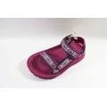[陽光樂活]TEVA (女童) HURRICANE 2 運動織帶涼鞋--TV110215TMDMG (紫)