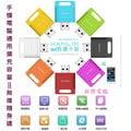 『高雄程傑電腦』 HANLIN WIFI 無線讀卡器 WIFITF 蘋果安卓通用 手機擴充容量