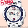 CASIO 卡西歐 手錶專賣店 BABY-G BGA-210-7B2DR 女錶 樹脂錶帶 防震 LED燈照明 世界時間 全新品