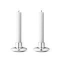 丹麥 Georg Jensen Masterpieces Candle Holder 2pcs, HK 系列 燭台 雙件組