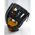 新莊新太陽 ZETT 5100 系列 BPGT-5115 09 A級 硬式 牛皮 棒壘手套 內野手 工字 黑黃 特2500
