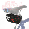 LOTUS 自行車流線造型坐墊袋 (SH6-111R),紅色《C84-081-R》