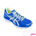ASICS亞瑟士 GEL-OBERON 10 女健康慢跑鞋(藍)