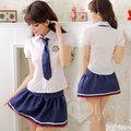 《Enjoy Love》甜蜜學園!青春無敵三件式學生服
