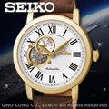 CASIO 手錶 專賣店 SEIKO 精工 SSA232K1 男錶 機械錶 真皮錶帶 自動上鍊 防水 全新品