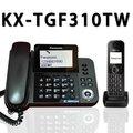 ◤公司貨 2年保固 贈計步器◢國際牌 Panasonic KX-TGF310 子母雙機 數位有線 無線電話
