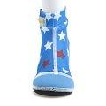 Yimono總代理 荷蘭 Duukies 沙灘鞋 - 湛藍星(24/25,適合尺寸:14~15.5cm)