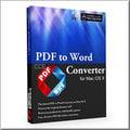 PDF to Word for Mac (Standard) 單機下載版 - 省時省力的 PDF 轉 Word 文件的 好工具