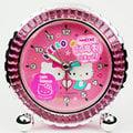 三麗鷗 Hello Kitty - JM-E537-KT 凱蒂貓 鬧鐘 靜音 貪睡 小夜燈
