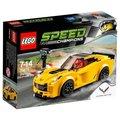 樂高SPEED 賽車系列 LEGO 75870 Chevrolet Corvette Z06