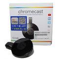 (現貨)谷歌 Google Chromecast V3 2代 HDMI 媒體串流播放器/電視棒(電視棒二代)