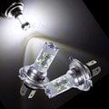 ◆彪雅(LED光電)◆ 1PCS x 特價優惠中 汽機車 重機 勁戰 雷霆 Racing 魚眼設計 白光 CREE 50W H4 HS1 大燈 霧燈