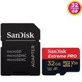 SanDisk 32GB 32G microSDHC Extreme Pro【Extreme Pro 100MB/s】microSD micro SD SDHC UHS-I U3 4K V30 C10..