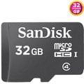 【單卡】工業包 SanDisk 32GB 32G microSDHC【Class4】microSD micro SD SDHC C4 手機記憶卡