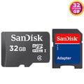 【附轉卡】工業包 SanDisk 32GB 32G microSDHC【Class4】microSD micro SD SDHC C4 手機記憶卡