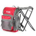 [新竹金樹戶外]Rhino 犀牛 G-522 可拆式椅子背包 22公升 登山背包 折疊椅 童軍椅 台灣製造 MIT