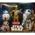 星際大戰7 Star Wars 12吋比例維修機器人3入組 BB-8 C-3PO R0-4LO