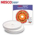 【激安殿堂】Nesco 圓形托盤二入組 LT-2SG (fd-77 fd-80 fd-75)