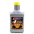 【愛油購機油 On-line】AMSOIL STROKE SYNTHETIC MOTOR OIL 0W40 4T 合成機油 1L*12瓶【整箱購買】