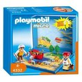 Playmobil 摩比絕版品 4332 攜帶磁鐵盒 諾亞方舟