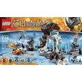 LEGO 樂高~LEGENDS OF CHIMA 樂高神獸傳奇系列~猛獁的冰凍要塞 LEGO 70226 (58201679)