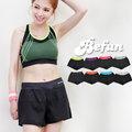 【 BF 內著專科 】OT雙層短褲 繽紛運動雙層短褲 運動 舒適 撞色 跑步 健身 清涼 速乾 透氣