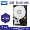 光華商場 鋐進 [監控碟]WD Purple 1TB 3.5吋 SATA Ⅲ監控系統碟(WD10PURX)