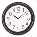 【滾石鐘錶】SEIKO精工 塑膠外殼 時尚掛鐘(原廠公司貨)型號:QXA577B