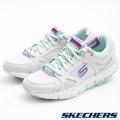 SKECHERS 女鞋 Liv 智慧生活系列 健走慢跑鞋 -貝殼白999867LTGY