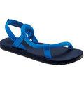 Mont-Bell 日系圓織帶休閒拖鞋/戶外涼鞋 Lock-on sandals 1129398 NV/RB 海軍藍