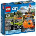 樂高積木LEGO《 LT60120 》City 城市系列 - 火山基礎組合╭★ JOYBUS歡樂寶貝